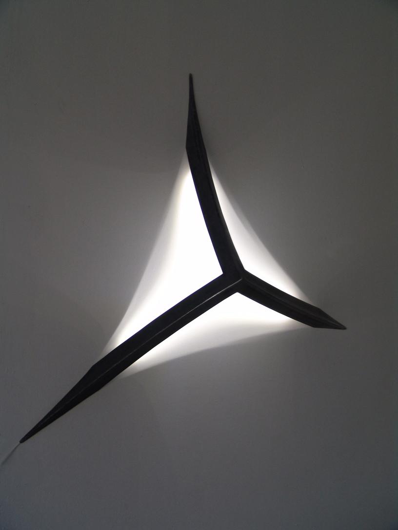Cresta de luz